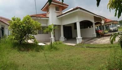 Single Storey Semi-D, Taman Meru Damai, Klang