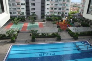Sharing room for rent (kemasukan APRIL)