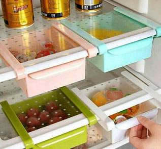 Refrigerator Storage Box 4 Pcs
