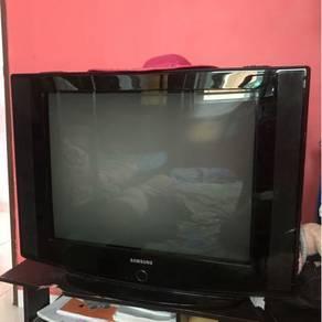 TV samsung flat screen utk dijual