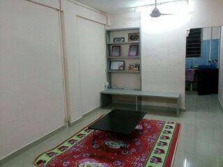 NON/SHARING + Single Bed & Furnished & LRT Wangsa Maju (6 vacant)