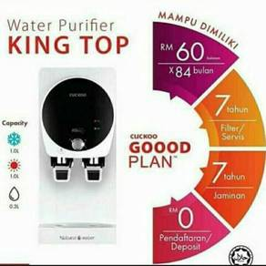 KING TOP Cuckoo Water Purifier X8.66