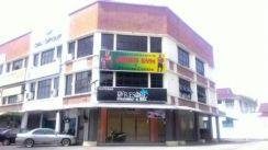 Shop House at Taman Ria Indah, Sungai Petani. Corner lot