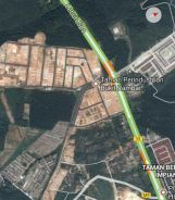 FREEHOLD 5005sqft Industrial Tanjung Minyak