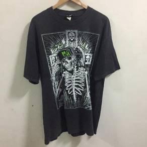 Metal Mulisha MM Skulls Shirt Size XL