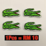 Lacoste Patches Laris