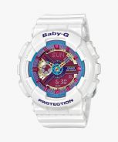 CASIO Ladies BABY-G BA-112*2 COLOUR