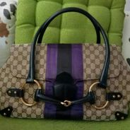 GUCCI Limited Edition Tom Ford Horsebit Satchel