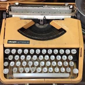 Typewritter antik