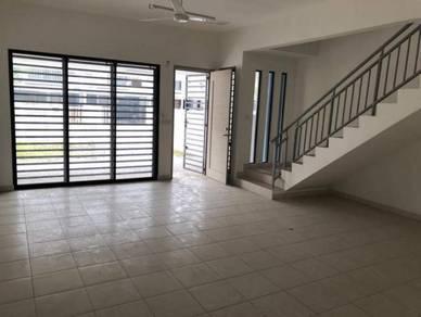 Taman Nusa Bayu Double Storey Terrace House