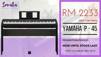 Yamaha Digital Piano P45 P-45 P 45