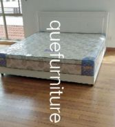 King size divan + mattress new