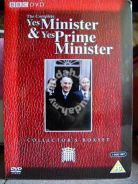Yes Minister and Yes Prime Minister Collectors Set
