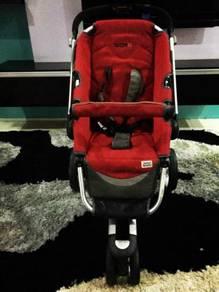 Baby stroller scr6