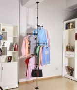 Adjustable Clothes Hanging Tension Pole (1-3.1m)