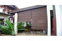 Outdoor Blinds (wooden)