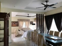 7bedrooms (RENO) Bungalow Double Bungalow Lavender Height Senawang