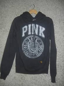 Jaker 183 PINK VICTORIAS SECRET hooded jacket