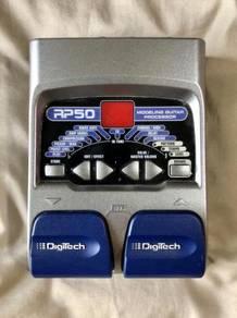 DigiTech RP50 Modelling Guitar Processor