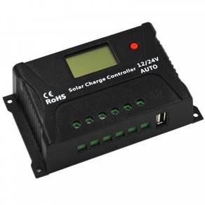 20A PWM Solar Charge Controller 12V/24V