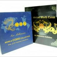World Coins Collection From 218 Countries