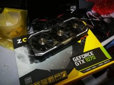 Zotac AMP Extreme GTX1070 8GB GDDR5 TERMURAH