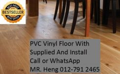 Simple Vinyl Floor with Installation f9ff44