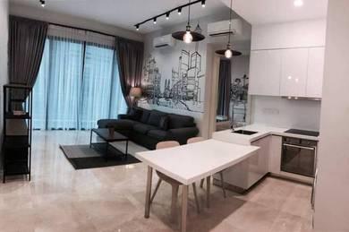 Vogue suites, kl eco city, bangsar, mid valley