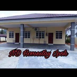ND Homestay Jelapang Jaya, Ipoh