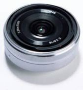New sony 16mm wide lens