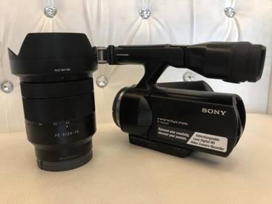 Sony E-mount VG-10