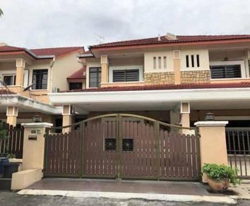 Klebang Freehold Double Storey House