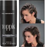 Toppik caboki Hair Building Fiber 27.5g black