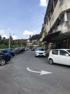 3 sty shop lot CORNER UNIT Tmn Sri ampang