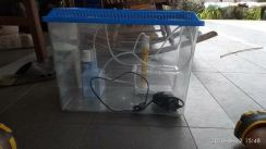 Plastic Fish Tank with pump