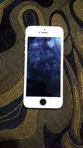 Iphone 5 16gb(white)