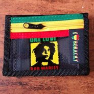 Bob Marley One Love Purse
