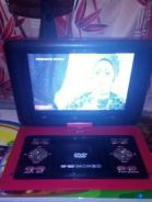 Portable EVD multimedia
