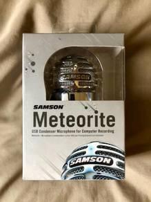 Samson Meteorite Condenser Microphone USB