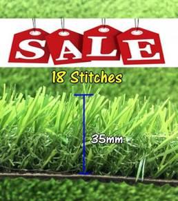Ace C35mm Green Artificial Grass Rumput Tiruan 06