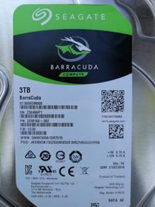 HDD Seagate Barracuda 3TB