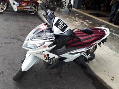 Yamaha Nuovo LC