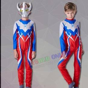 Zero Children Kids Costume Cosplay With Mask 3-8Y