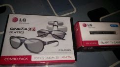 Original LG 3D 4 GLASSES