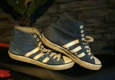 Vintage Adidas Adria 1980 highcut