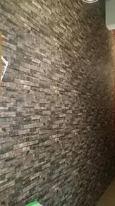 UPAH PASANGKAN WALLPAPER l wallpaper labour