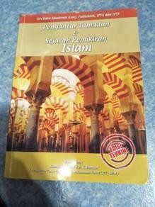 Pengantar Tamadun dan Sejarah Pemikiran Islam