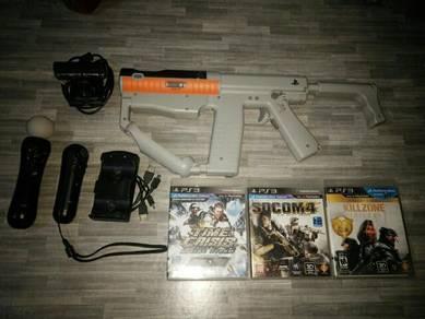 Full set sniper gun ps3