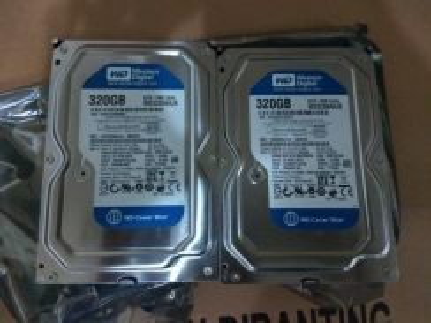 HardDisk Western Digital 3.5 7200 rpm 320GB