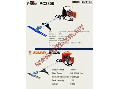 Kasei bg328 brush cutter